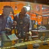 Jerry Hannan At Tarpan Studios