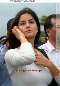 katrina kaif real life photos wow beautiful hair