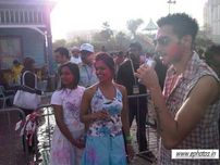 Hot And Sey Girl Celebrating Holi In Dubai Part Andhramania