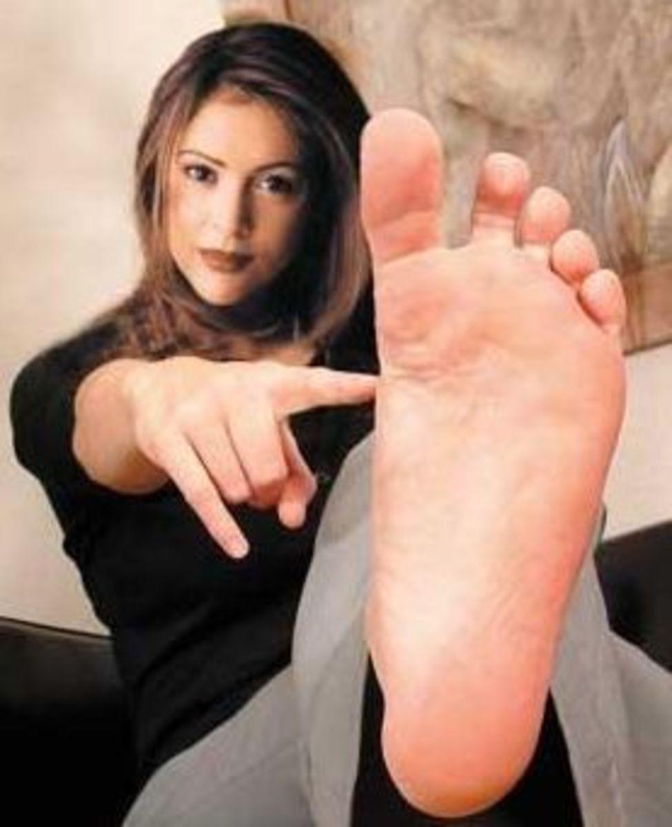 Pretty Soles Feet
