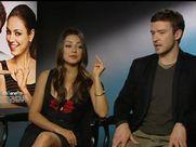 Mila Kunis & Justin Timberlake's naked lovein | PopScreen