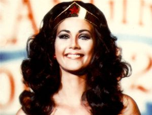 Lynda Carter – Wonder Woman Wash Up | lifestyles of the rich and