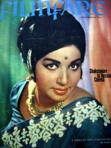 Jayalalitha on Filmfare (Sep 24, 1971) | SATYAMSHOT