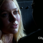 Georgina Haig In Fringe - The Bullet That Saved The World As Etta