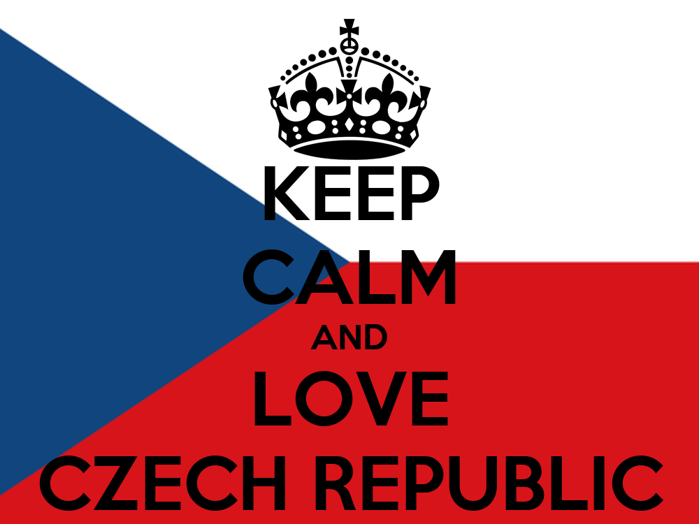 From Of Czech Republic With Love