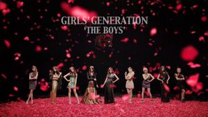 The Boys , SNSD