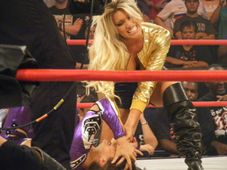Get Off Their Back: Lacey Von Erich | The Shark Attack