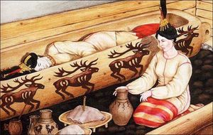 Fashion and beauty secrets of 2,500 year old Siberian 'princess' from