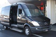 Mercedes Sprinter Van | Silverfox Limos