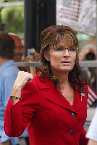 Sarah Palin in NH