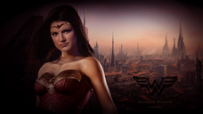 Gina Carano Wonder Woman
