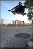 Rob Meronek  ollie | Skatepark of Tampa Photo