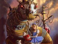 Steampunk Adventure Time Nude and Porn Pictures