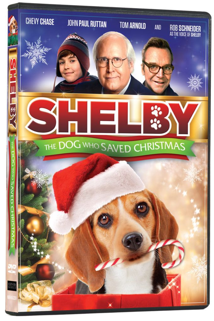 Shelby The Dog Who Saved Christmas