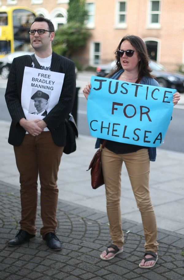 The story of Chelsea Manning so far as she is freed from prison