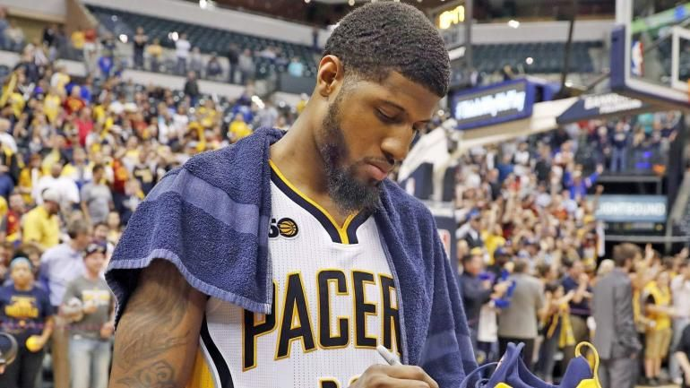 Paul George could put the Lakers back on the map if and when he leaves the Pacers - CBSSports.com