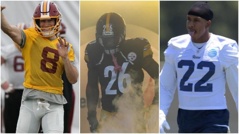 Kirk Cousins, Le'Veon Bell, Trumaine Johnson to play under franchise tag in 2017