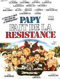Papy fait de la résistance streaming