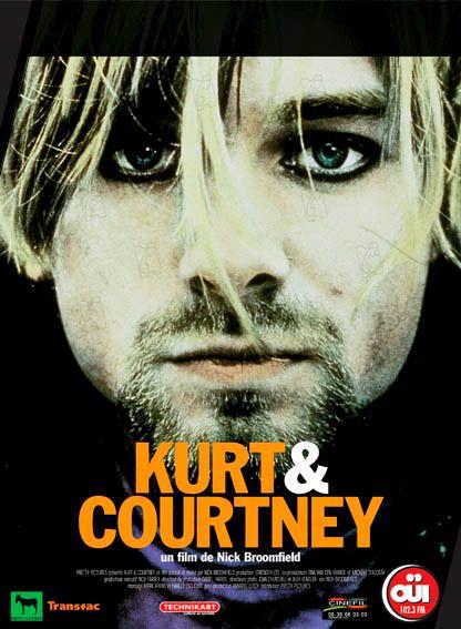 Kurt & Courtney Nirvana streaming