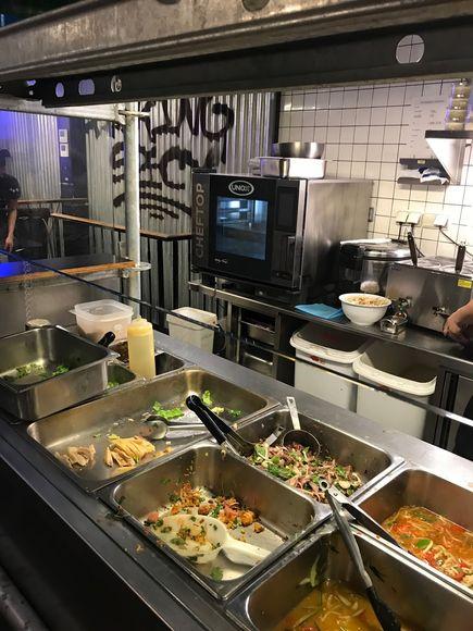 Street Bangkok Canteen & Bar