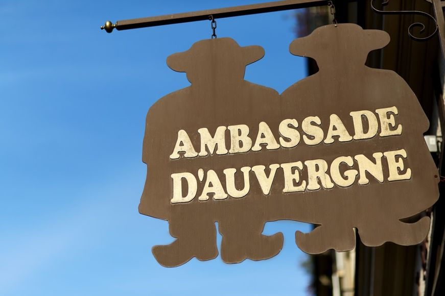 L'Ambassade d'Auvergne