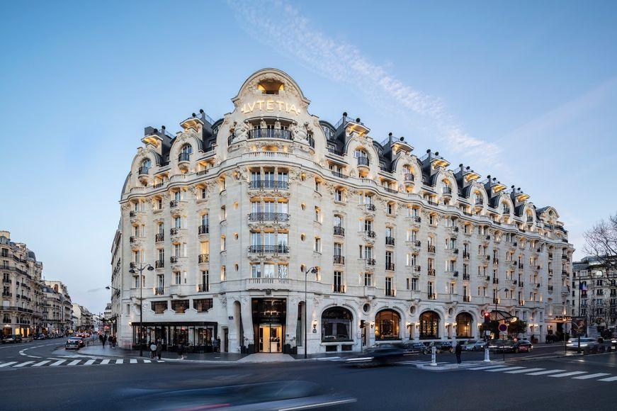 Le Paris A L'hotel Lutetia