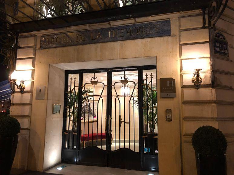 Louis 2 Hotel De La Tremoille