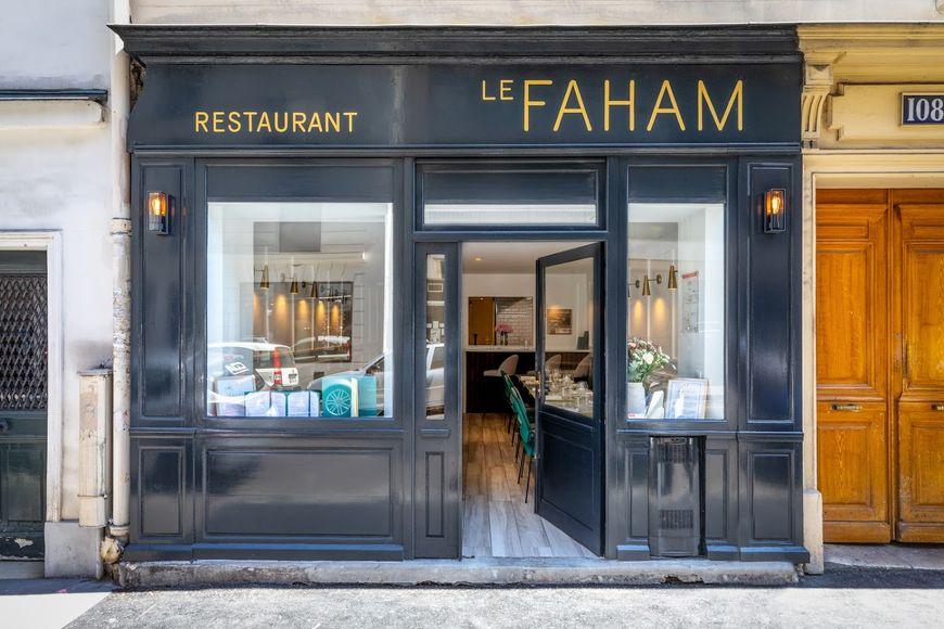Le Faham by Kelly Rangama
