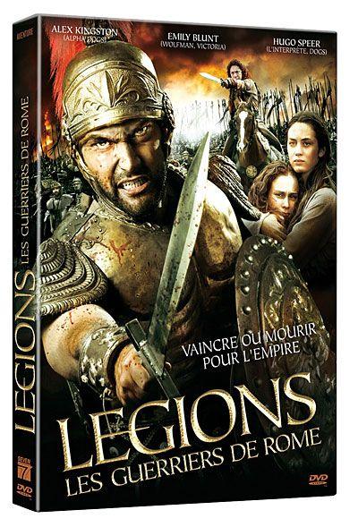 Légions, les guerriers de Rome streaming