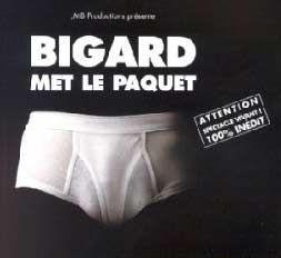 Bigard - Bigard met le paquet streaming