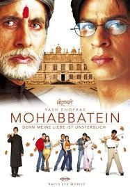 Mohabbatein streaming