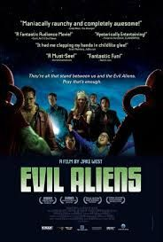Evil Aliens streaming