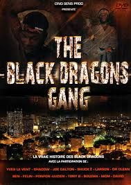 The Black Dragons streaming