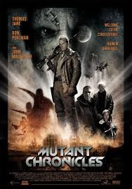 The Mutant Chronicels streaming