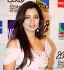 Shreya Ghoshal honoured at the House of Commons for her contribution