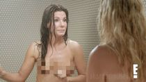 Sandra Bullock topless in the shower with Chelsea Handler