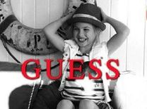 Anna Nicole Smith's daughter Dannielynn Birkhead for GUESS Spring Kids