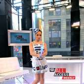 Hi Hi Katie Linendoll Here From Spike Tv S All Access Weekly I Am