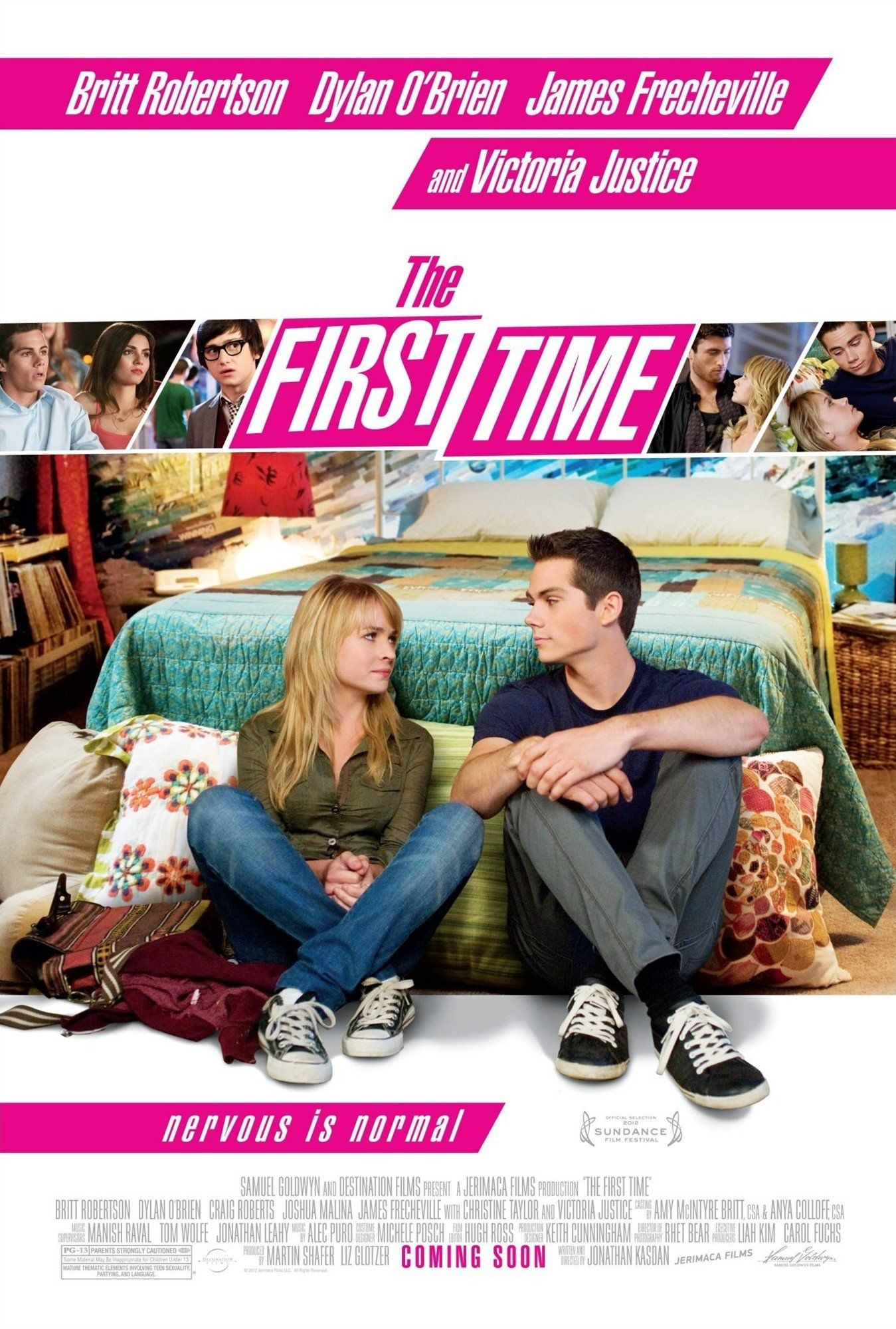 Ma Premiere Fois My Very First Time