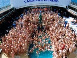 Nude Boat, la crociera per nudisti � da record
