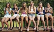 Sex, lies and teenage girls