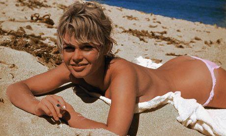 Topless Reading Monokini