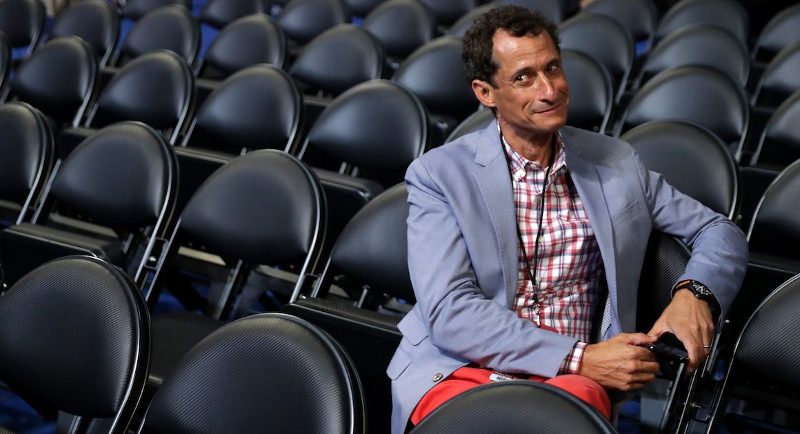 What Drove Anthony Weiner to Destroy Himself? - Politico