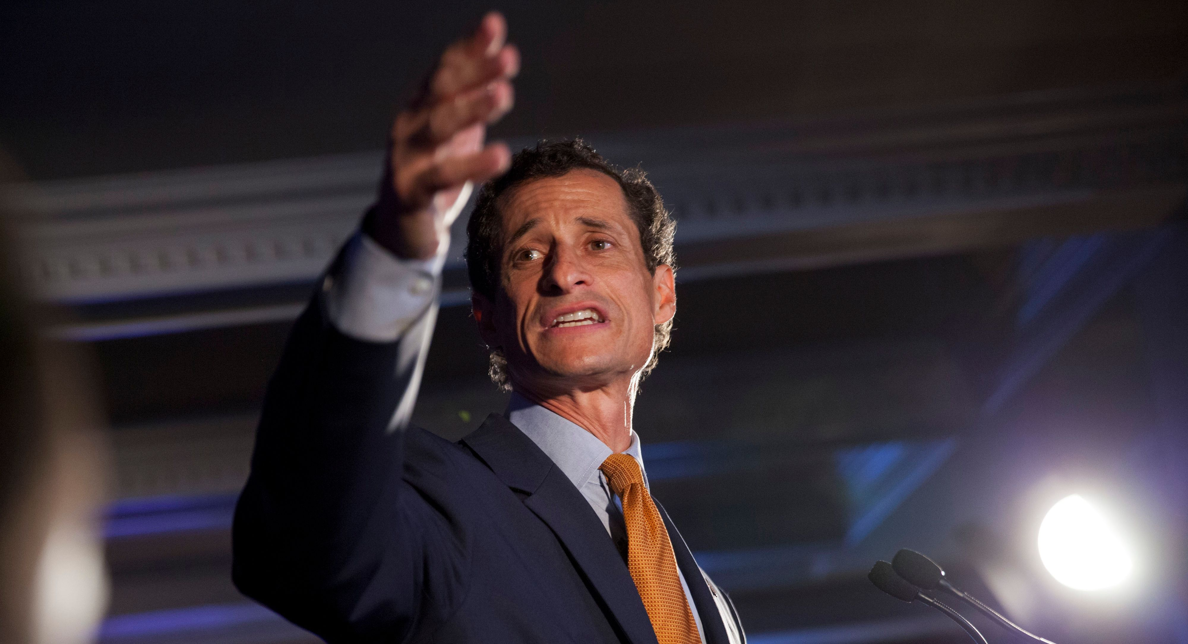 Anthony Weiner's Twitter account disappears - Politico