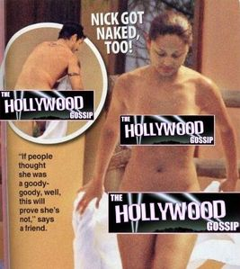 Nick Lachey, Vanessa Minnillo Nude  It's safe to assume Spencer Pratt