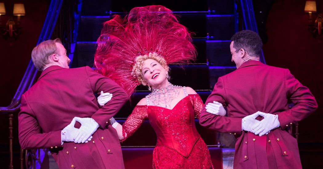 Review: 'Hello, Dolly!' Is Bright, Brassy and All Bette