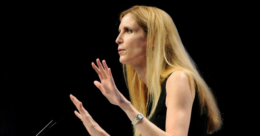Ann Coulter Says She Will Pull Out of Speech at Berkeley - New York Times