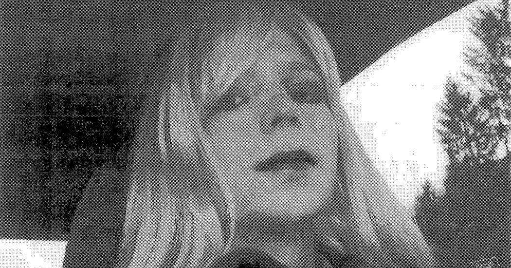Chelsea Manning Is Expected to Leave Prison, 28 Years Early - New York Times
