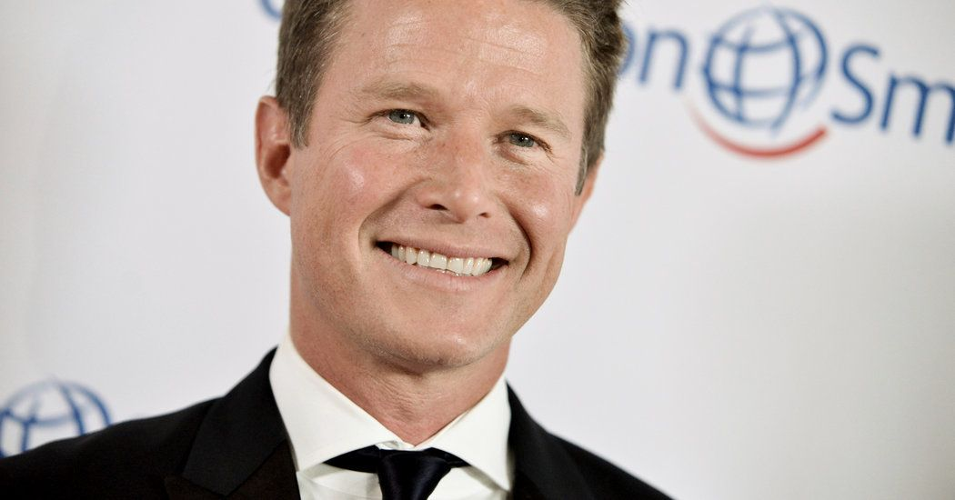 Billy Bush, Former 'Today' Host, Plans Comeback After Lewd Trump Recording - New York Times