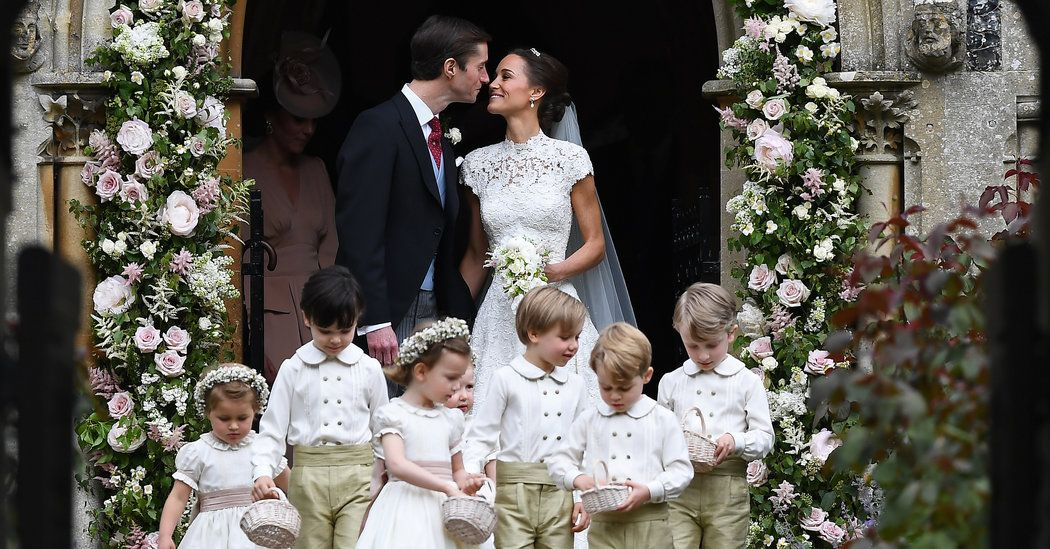 Pippa Middleton's Wedding Dress: What Is the Story? - New York Times